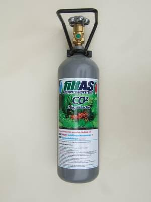 filtAS CO2 Flasche